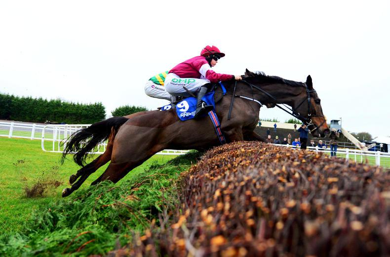 FAIRYHOUSE SATURDAY: Mortal leads O'Brien's four-timer