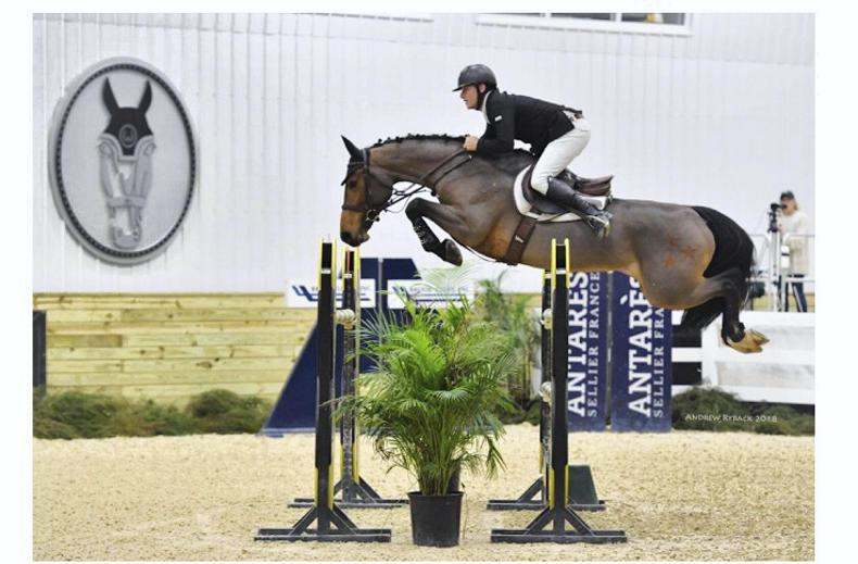 INTERNATIONAL: McCarthy lands Ocala Grand Prix win