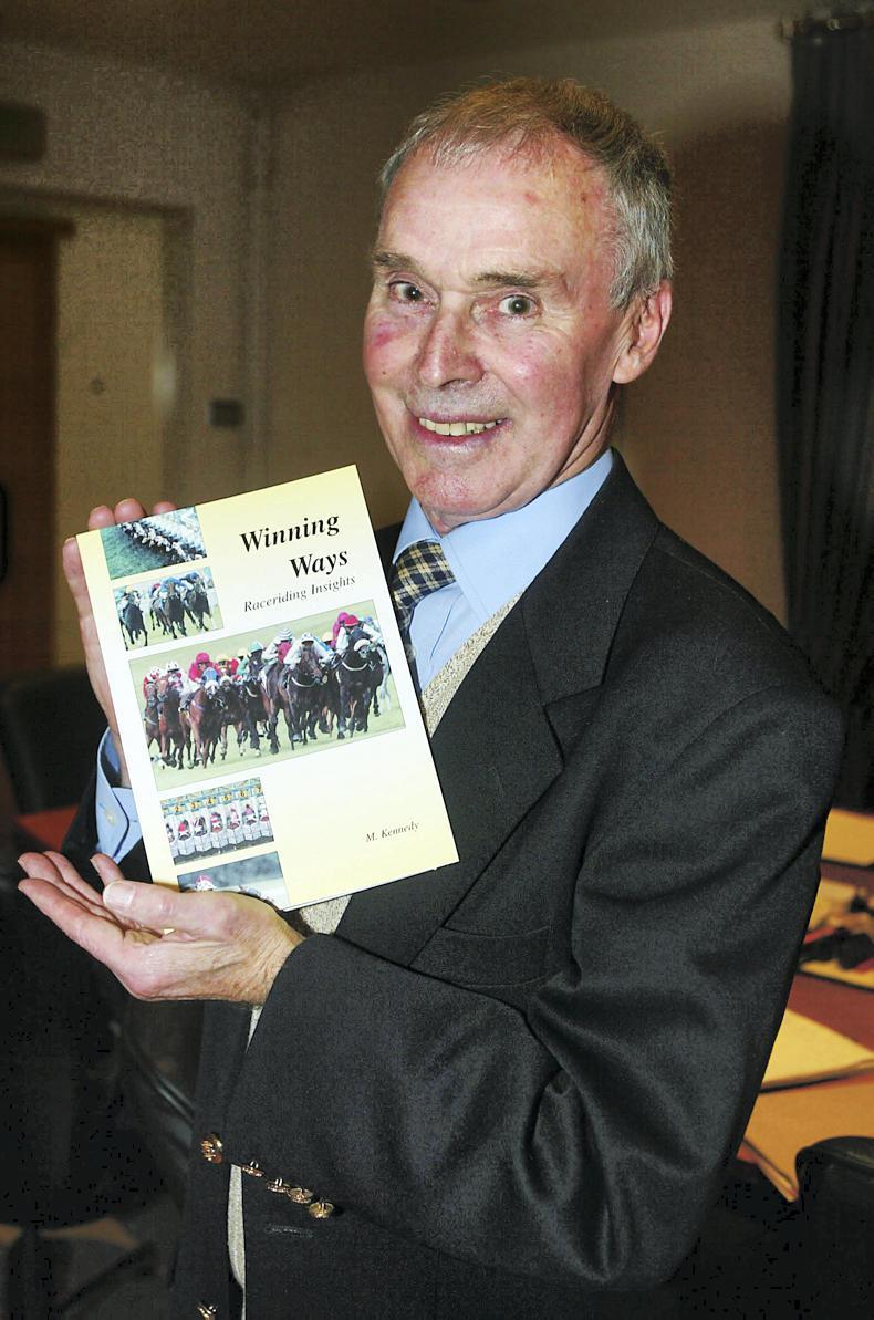 Retired jockey and coach Mick Kennedy passes away