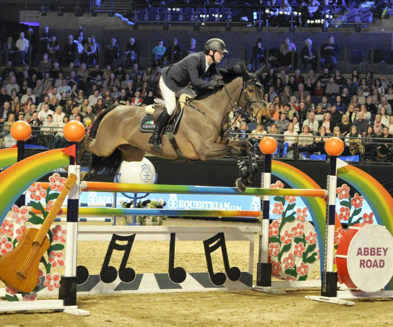 LIVERPOOL INTERNATIONAL HORSE SHOW:  Stars set for Liverpool spectacular