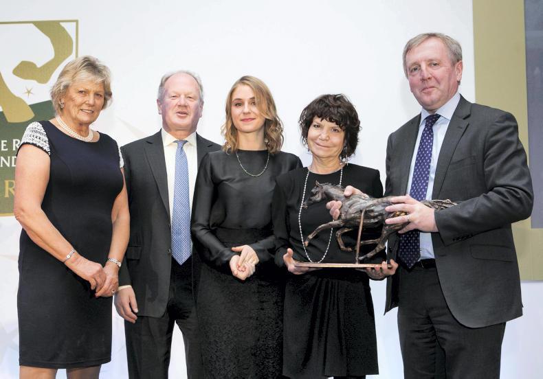 HRI AWARDS: Alpha Centauri named Horse of the Year