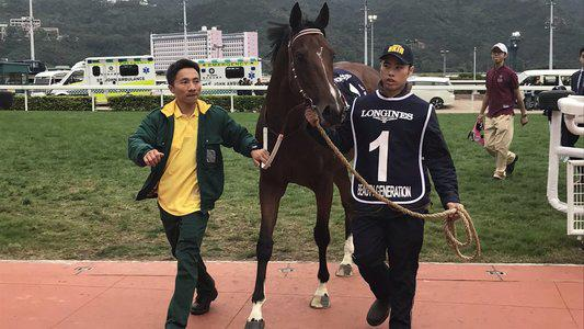 Beauty Generation claims second Hong Kong Mile title with easy success