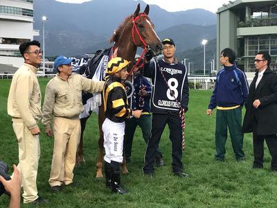 Silvestre de Sousa claims Glorious Hong Kong Cup success