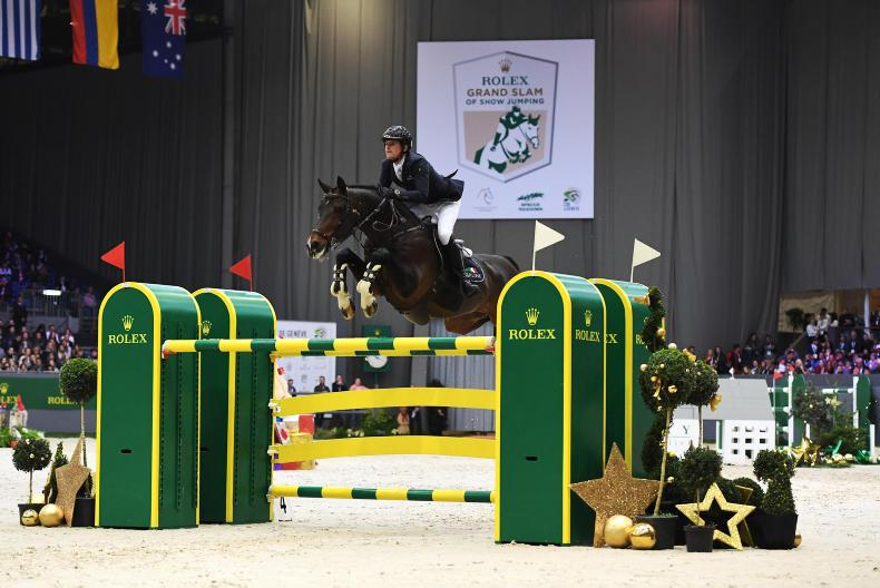 Podium finish for Darragh Kenny in €1 Million Rolex Grand Prix of Geneva