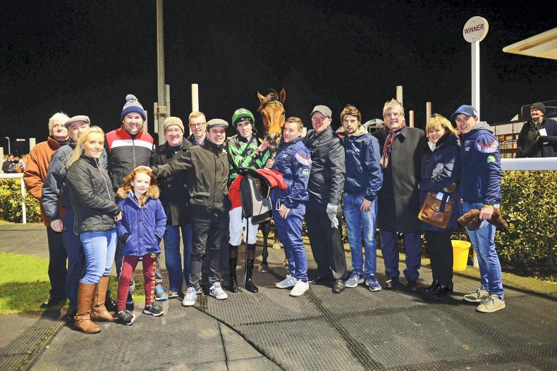 DUNDALK FRIDAY: Weld in double win
