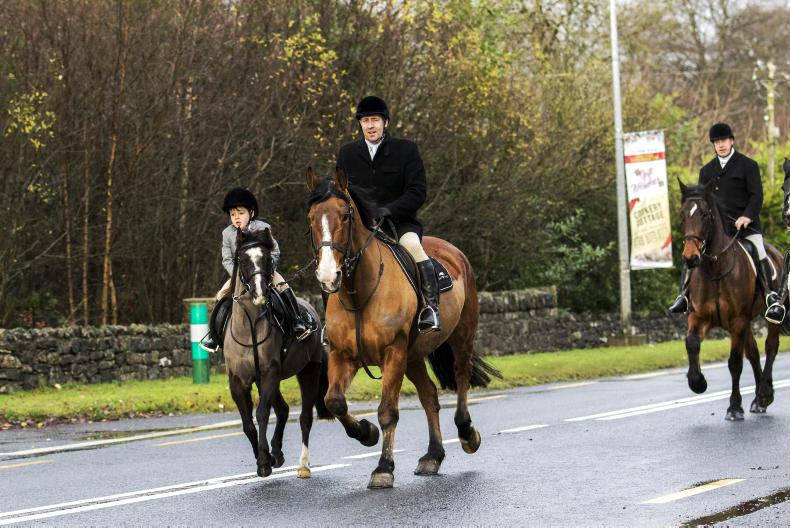 IRISH HORSE WORLD FIXTURES, DECEMBER 15th 2018