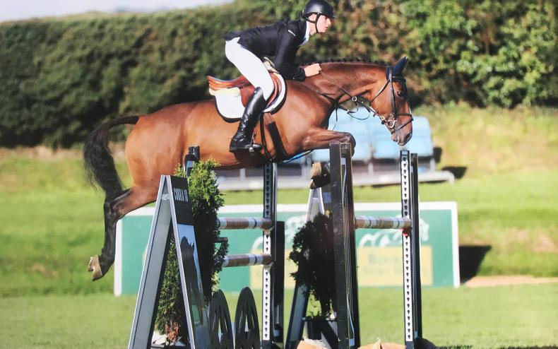 YOUNG RIDER PROFILE:  Michael Daly