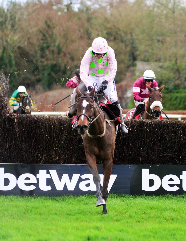 PUNCHESTOWN SATURDAY: Min a smooth winner