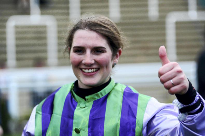 BRITISH POINT-TO-POINT: Double century for Gina Andrews
