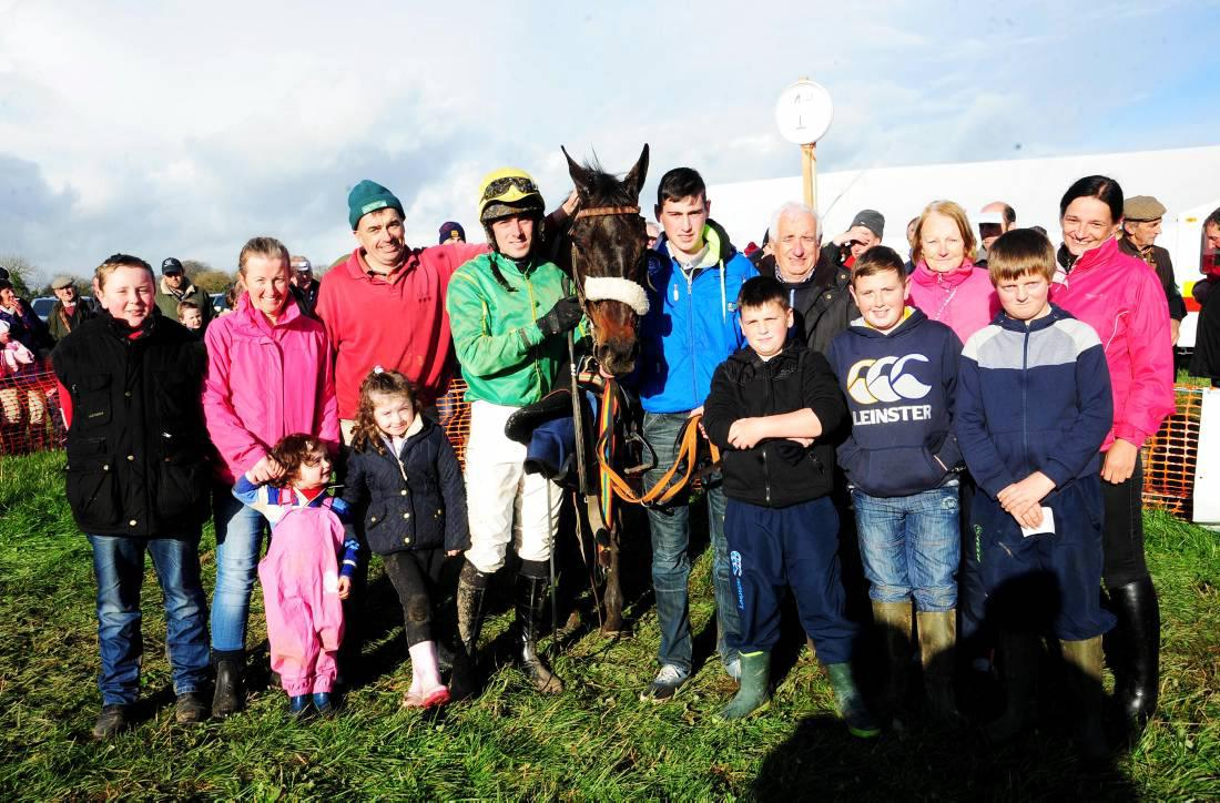 Double delight for reigning champion Jamie Codd with a Ballinaboola brace