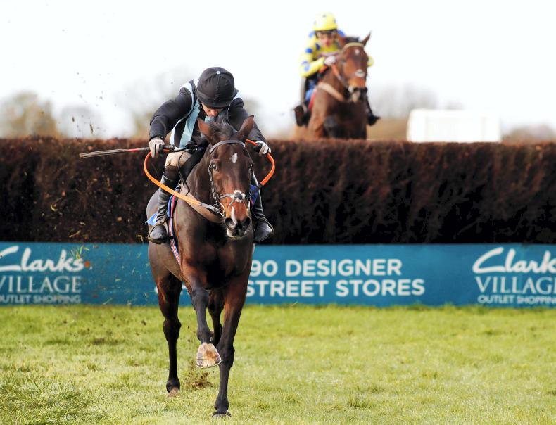 SIMON ROWLANDS: Delta Work and Le Richebourg lead hot novice chase division
