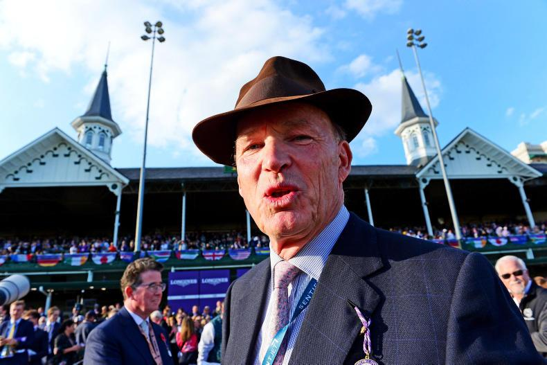 REVIEW OF THE YEAR - BRITAIN:  Gosden just Too Darn Hot - again!