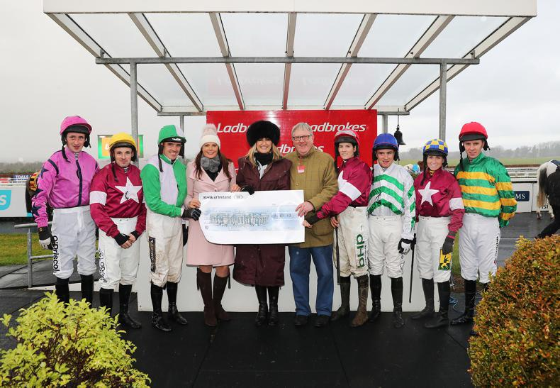 PARROT MOUTH: Ladies polo match raises funds for jockeys