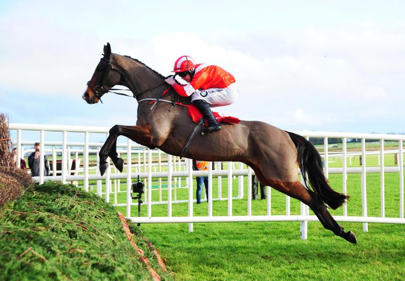 FAIRYHOUSE SATURDAY PREVIEW: Dinnie's Vinnie out to follow up on career best
