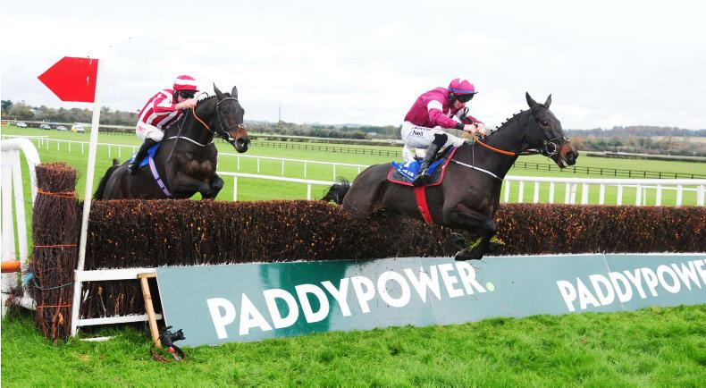 NAVAN SUNDAY: Elliott on the Ball to dominate at Navan again