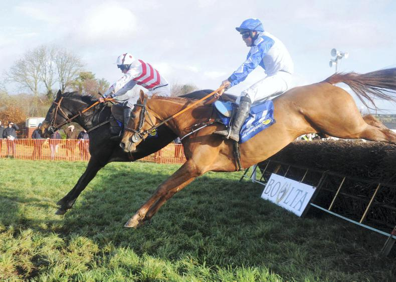 UNITED HUNT FOXHOUNDS: BOULTA: Wildway win gets O'Flynn off the mark