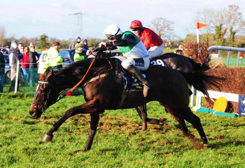 J.P. McManus pays £295,000 for Irish point-to-point winner