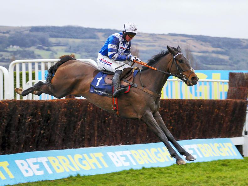 Frodon takes Caspian Caviar Gold for a second time at Cheltenham