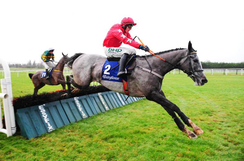 FAIRYHOUSE SATURDAY: Dashing run by Dunvegan