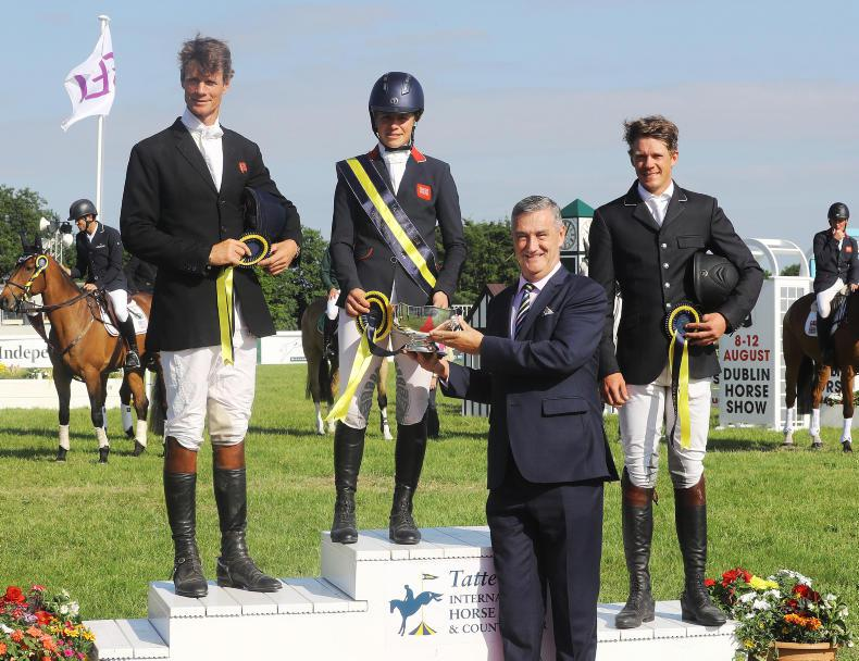 REVIEW 2018 - INTERNATIONAL EVENTING:  Irish-bred triumphs at Burghley