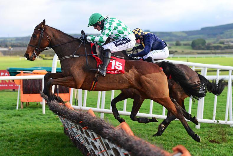 NEWS: Entries revealed for the Grade 1 Lawlor's of Naas Hurdle