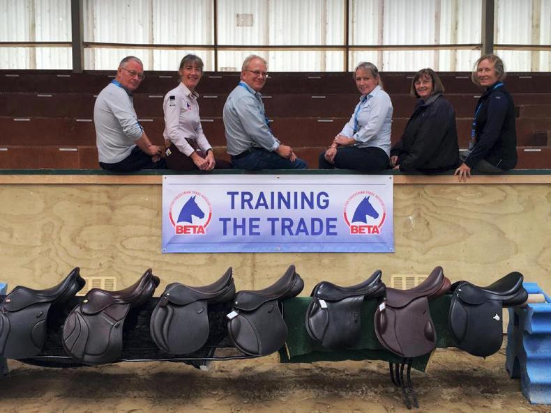 HORSE SENSE: BETA saddle fitting course a success