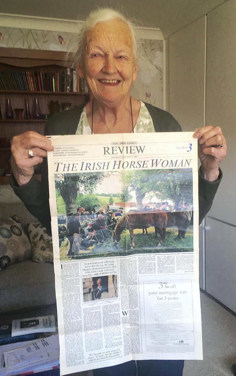 Marjorie Quarton: A modern day icon