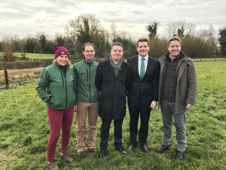 NEWS: Finance Minister visits Charlestown Stud