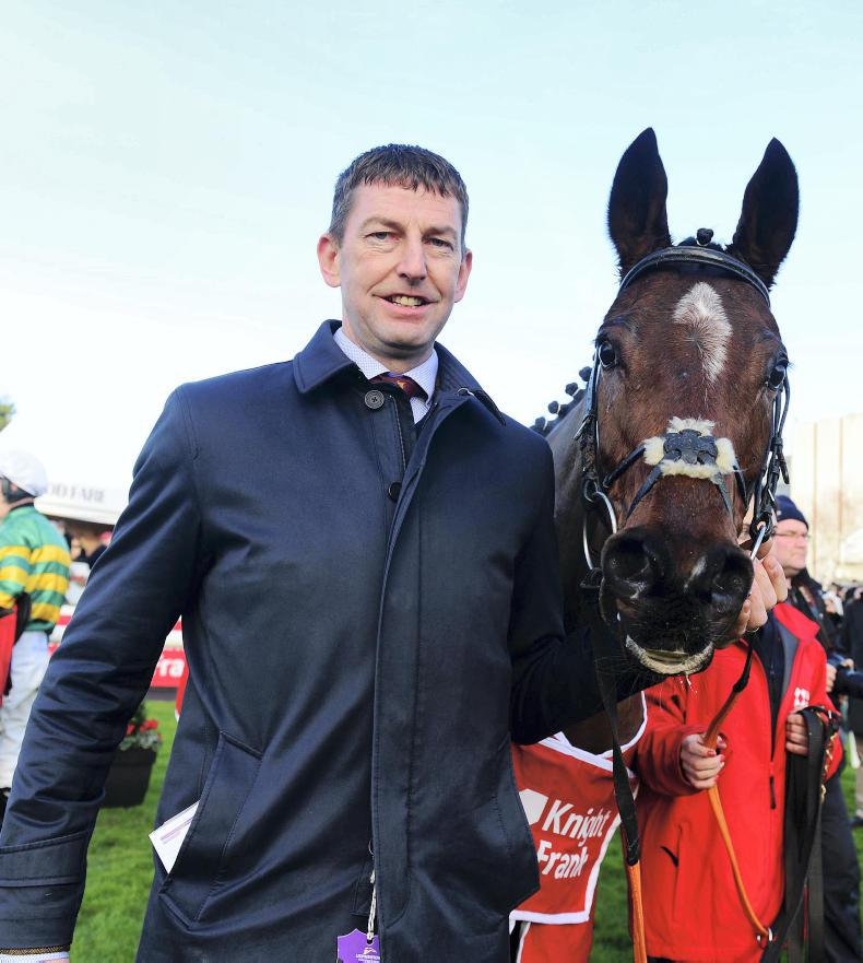 TALKING TRAINER: Cromwell and Hogan teams ready for festive feast