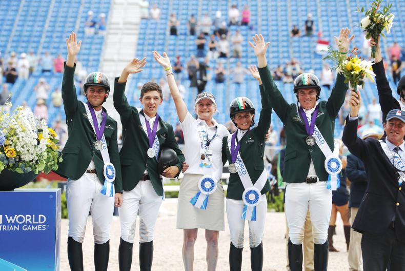 REVIEW 2018 - International Eventing: Silver lining to stunning WEG