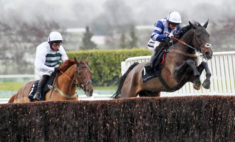 BRITAIN: Frodon and Frost a perfect match