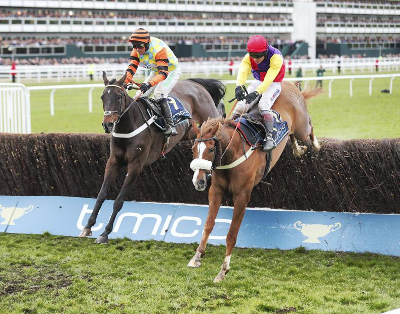 IRISH NATIONAL HUNT SEASON REVIEW: Ryan McElligott's three favourite races