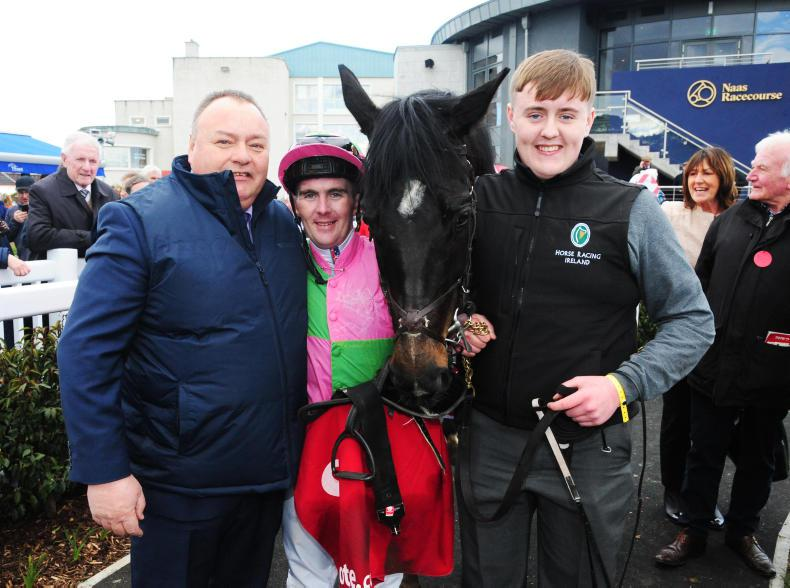 IRISH FLAT RACING REVIEW: Big success from smaller yards