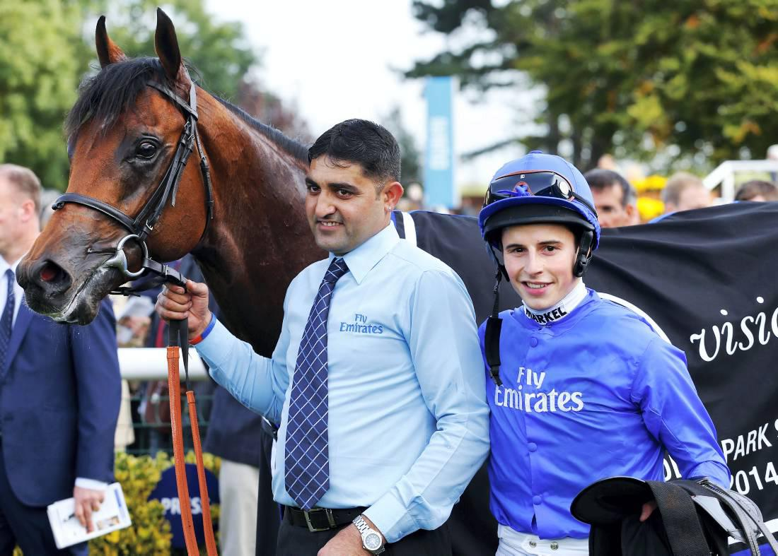 BRITAIN: Godolphin swoop for Doyle and Buick