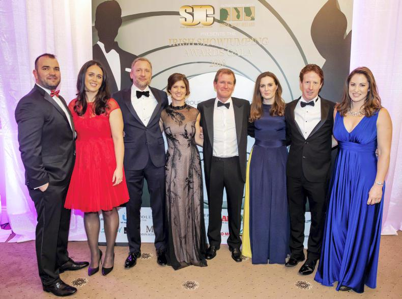 SHOWJUMPERS CLUB AWARDS 2018:  Night to remember celebrated in style