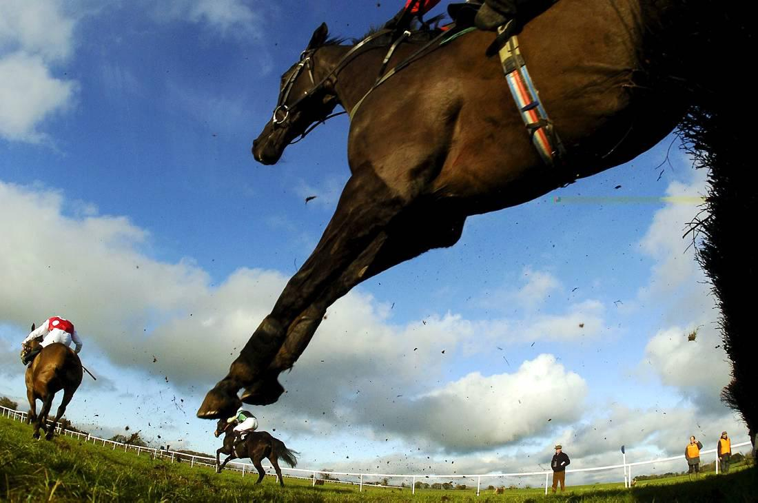BRITAIN: Master romps home but loses race