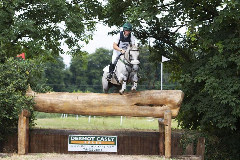 REVIEW 2018 - National Eventing:  Whelan and Footfall shone in league