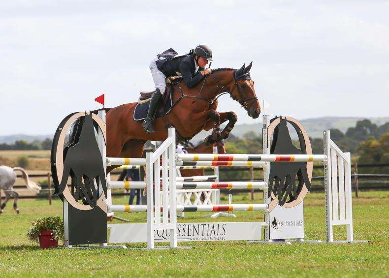 REVIEW 2018 - National Eventing:  Westeria Lane delivers for Morrison