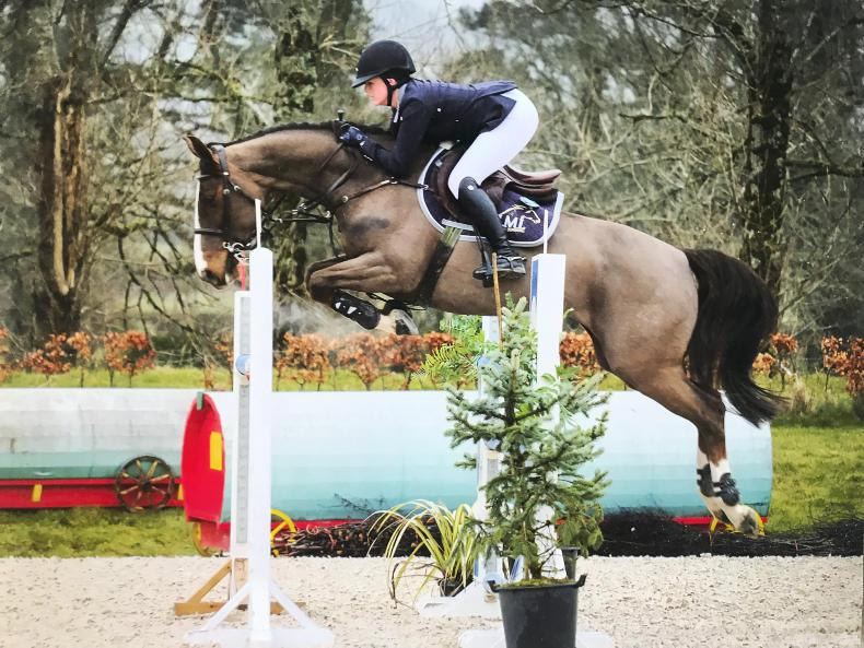 YOUNG RIDER PROFILE:  Lisa Leonard
