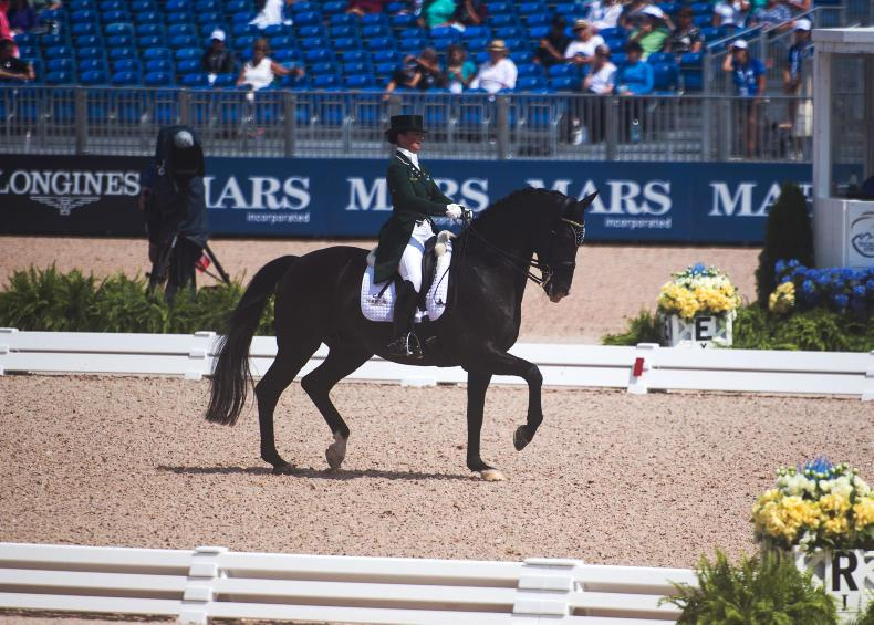 FEATURE:  Dressage - is change in the air?