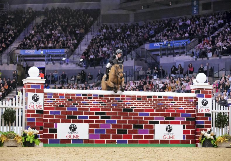 NEWS: Sampson and Pender soar to Puissance success