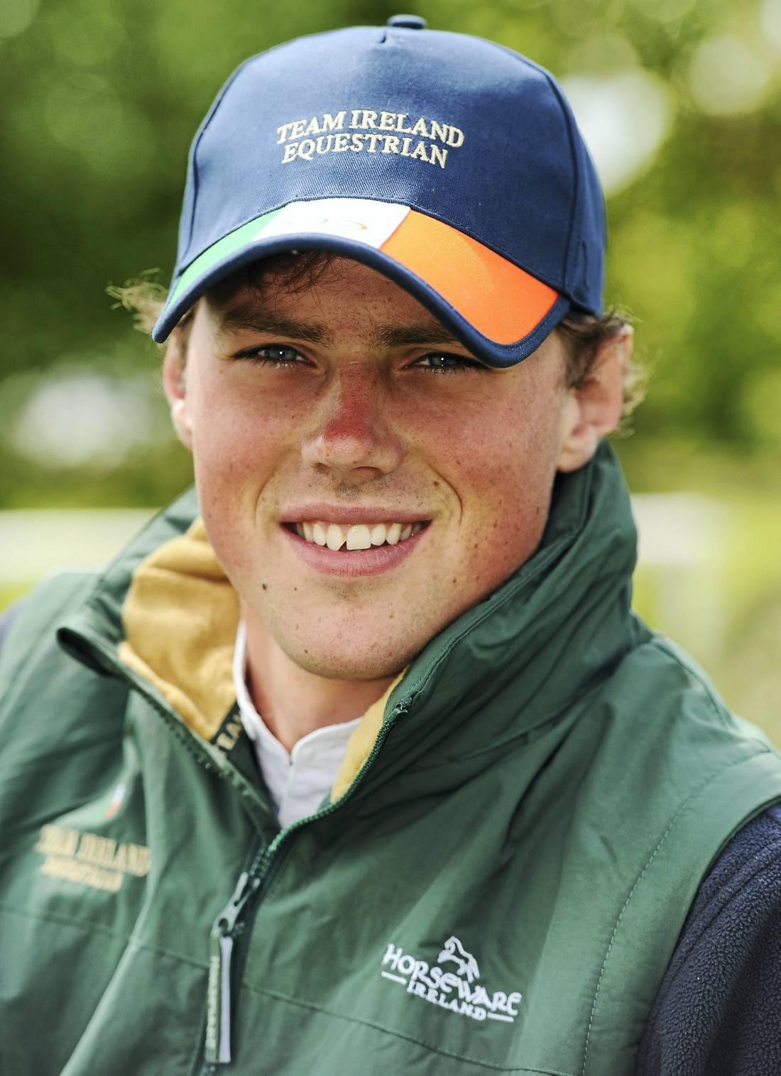 Jason Higgins's charge tops Go For Gold sale