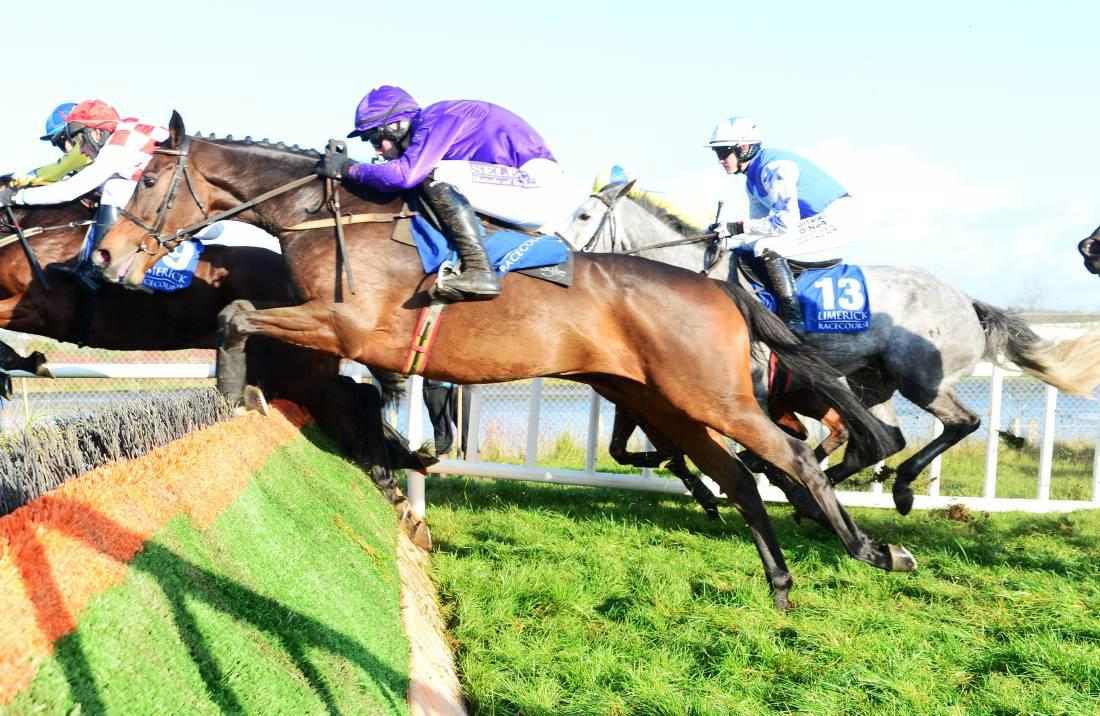 Slick jumping and a turn of foot from another Kauto