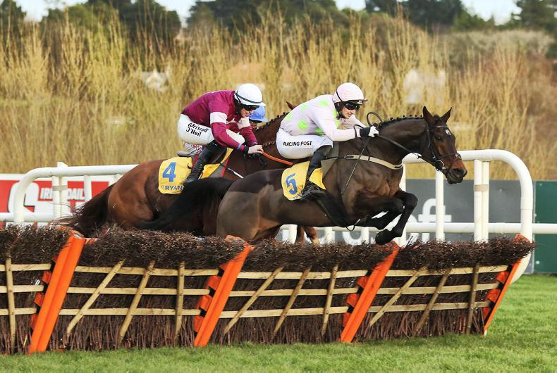 LEOPARDSTOWN SATURDAY: Sharjah on top of the ground