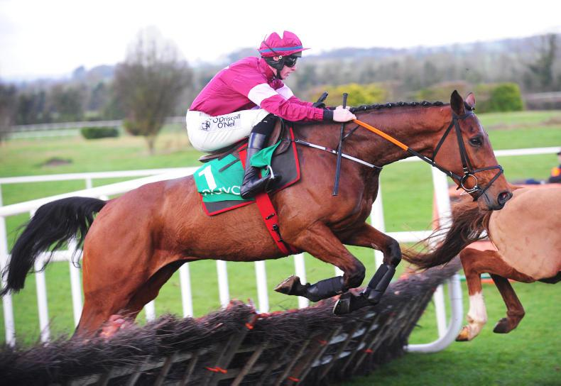 Top yards set to clash in Grade 1 at Naas