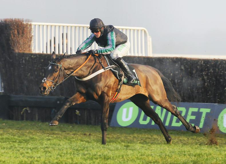 SIMON ROWLANDS: Altior leads the way