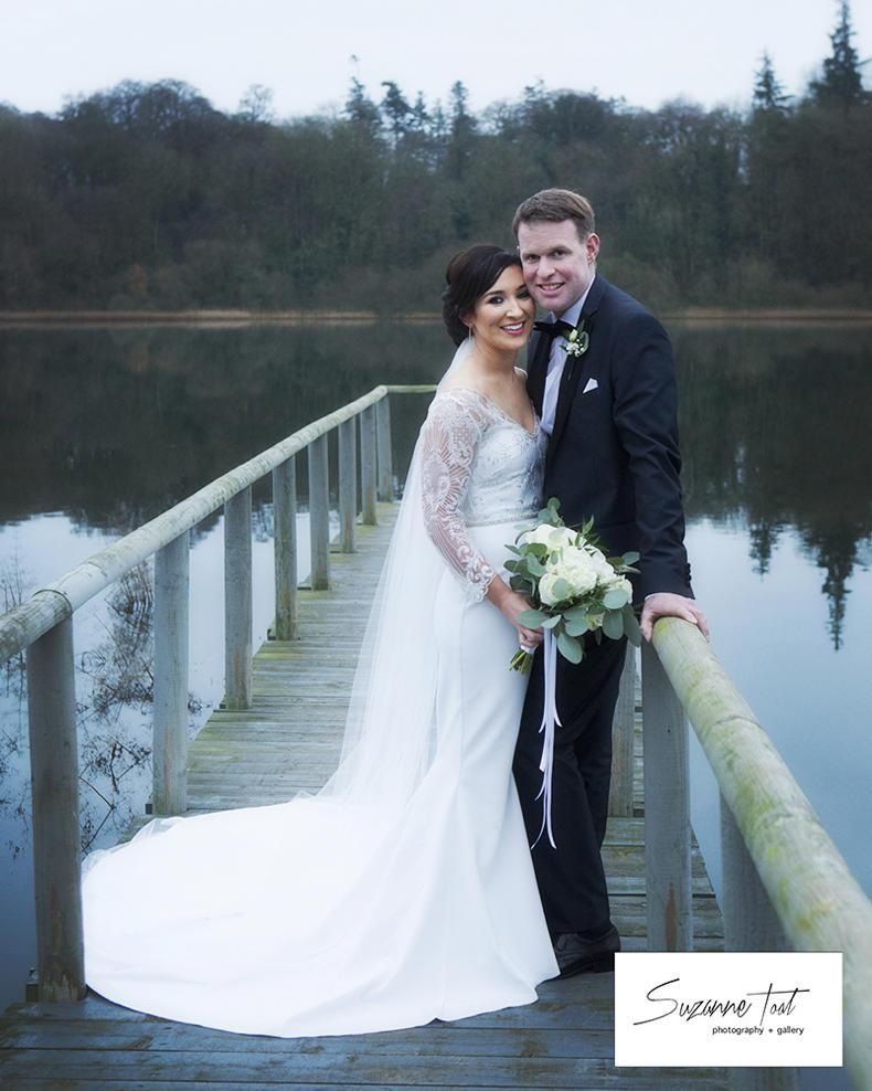 PONY TALES: Wedding bells for James and Niamh