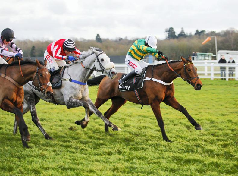 NEWBURY SATURDAY: A Champ in the making