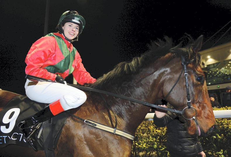 DUNDALK FRIDAY: First success for Doyle