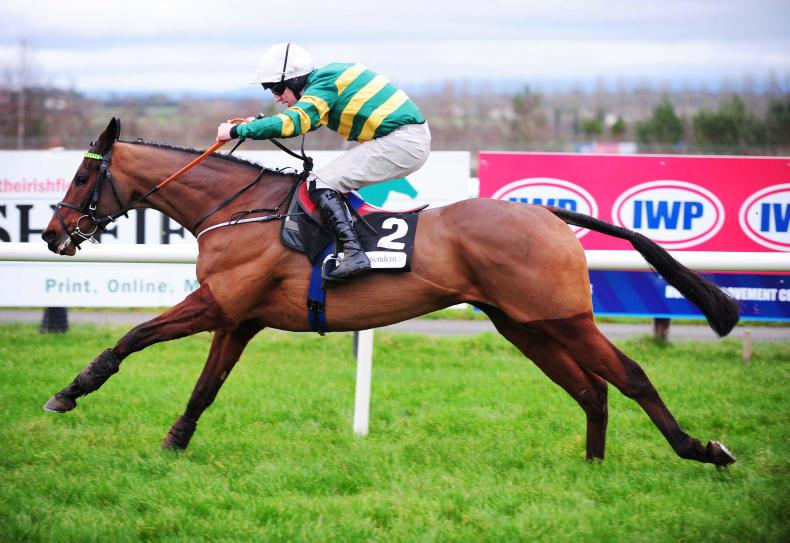 Espoir D'Allen set to test Champion Hurdle claims at Naas